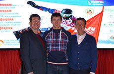 Андрей соболев мастер спорта международного класса член национальной сборной россии по сноуборду
